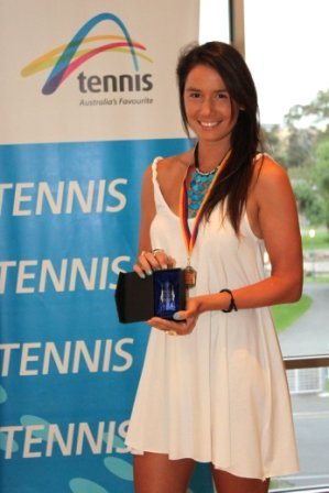 female player of the year, Stefana Petrov